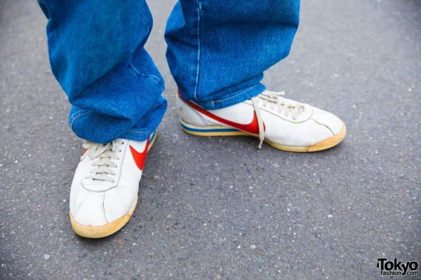 Nike 80's Vintage Shoes