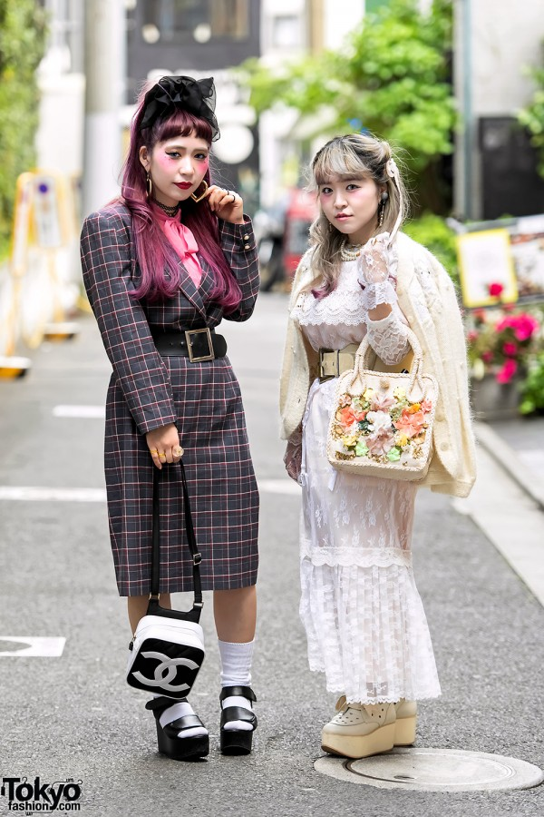 Harajuku Cult Party Kei Street Styles & Pink Hair