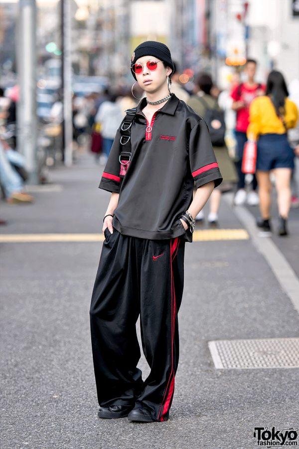 BERCERK Brand Director in Harajuku w/ Another Youth, Ambush & Elephant TRIBAL Fabrics