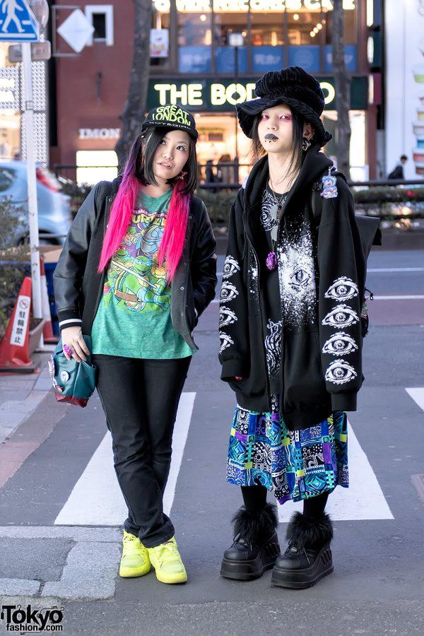 Gothic Harajuku Designer Amp Japanese Artist W Dark Fashion
