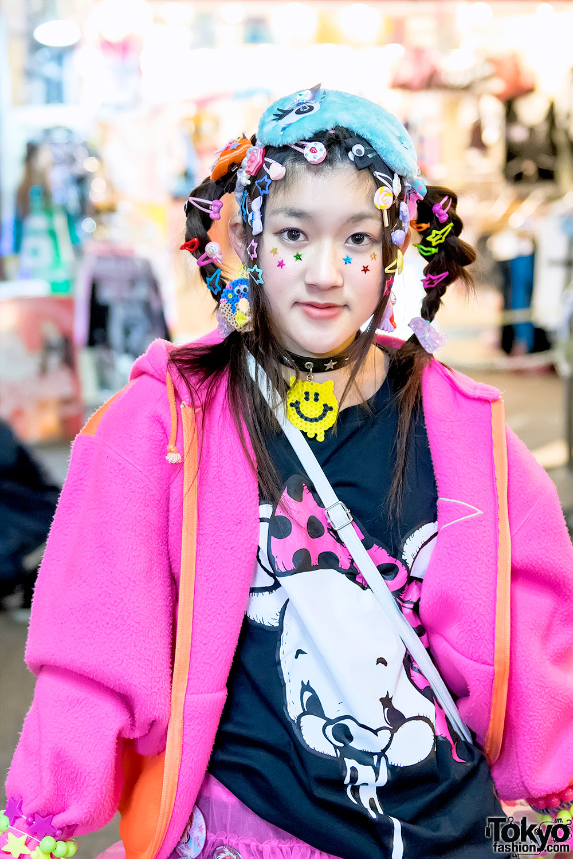 Harajuku Decora in Colorful Fashion w/ Monomania, 90884 ...