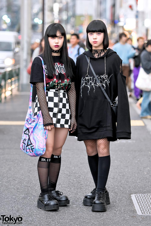 Harajuku Girls in Bercerk & Faith Tokyo