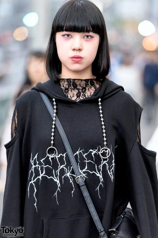 Bercerk Harajuku Oversized Sweatshirt