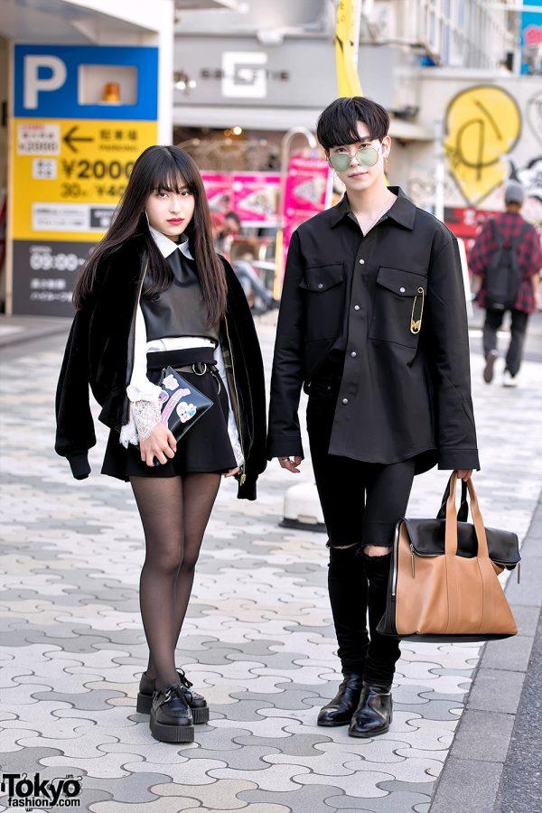 Harajuku Street Styles w/ Joyrich, Lulu Guinness, Andersson Bell, Gentle Monster & Chuu x Esther Kim
