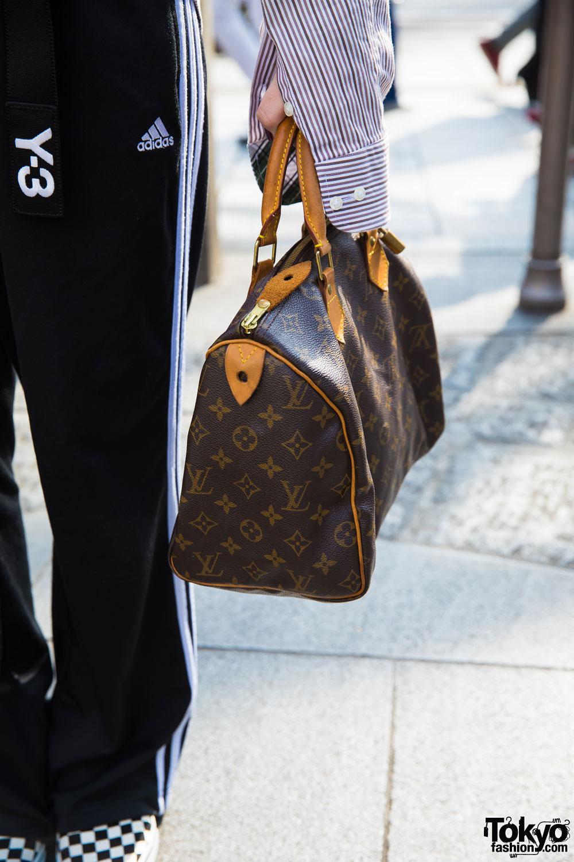 Harajuku Girls In Streetwear W Adidas Originals Faith