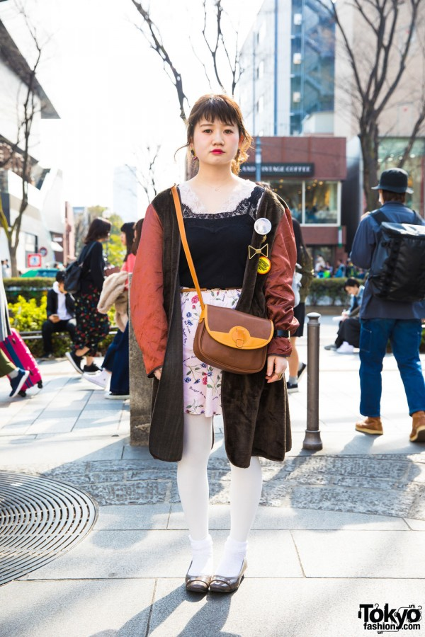Harajuku Girl in Used & Resale Fashion w/ Who's Who Chico & Courreges