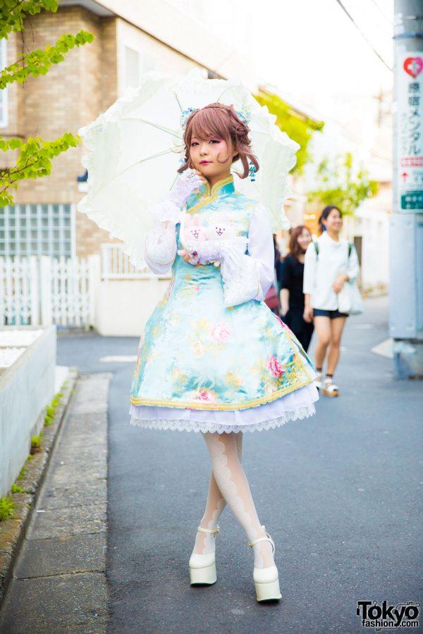 Harajuku Lolita Style w/ Creme Brulee, Metamorphose, Alice And The Pirates & A Closet of Alice