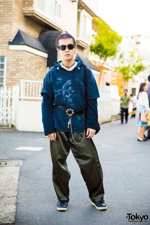 Harajuku Guy In Streetwear By L T Tokyo Sullen Resale