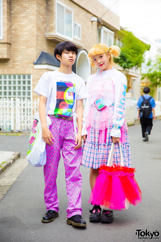 Colorful Kawaii Harajuku Styles w/ FRUiTS, RRR by Sugar Spot Factory, Jeremy Scott & Expertsdisagree