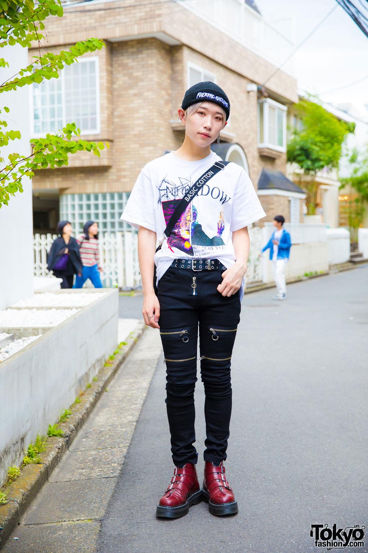 Japanese & Korean Streetwear in Harajuku w/ Dododo ...