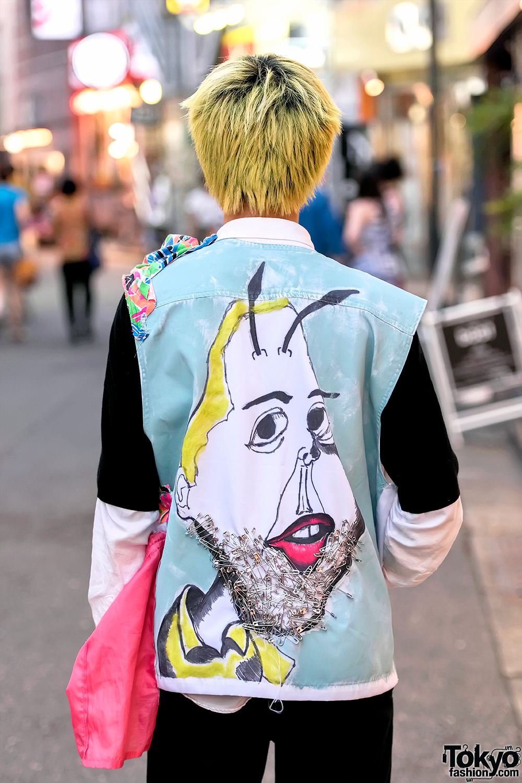 Dog Harajuku Street Styles W Vintage Amp Remake Fashion