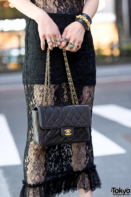 Dolce Amp Gabbana Teddy Bear D Amp G Black Lace Dress Amp Chanel