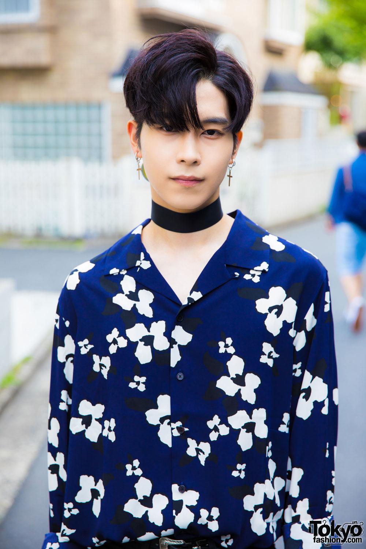 Harajuku Mens Street Styles W Studious Japan Lad