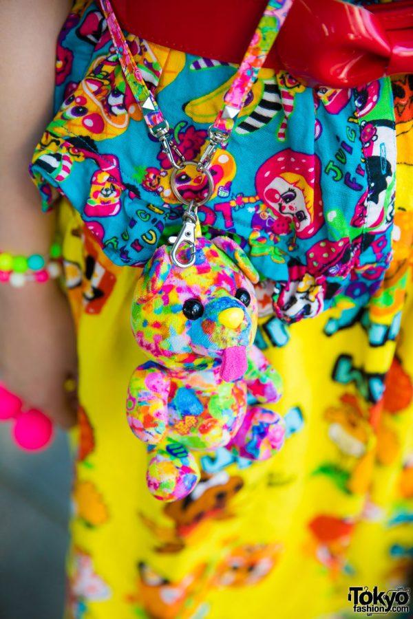 Colorful Kawaii Fashion In Harajuku W 6 Dokidoki Grand