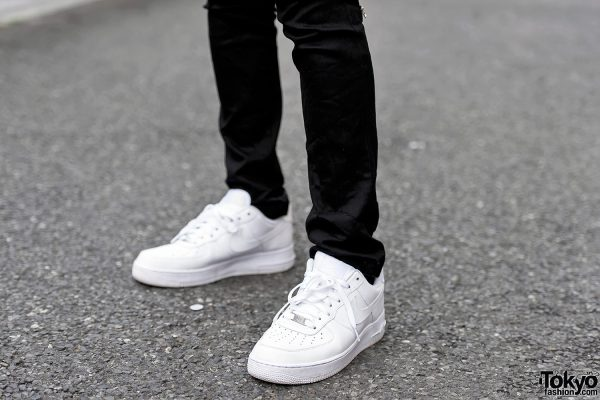 Another Youth Zipper Pants Nike Air Force 1 Tokyo Fashion News