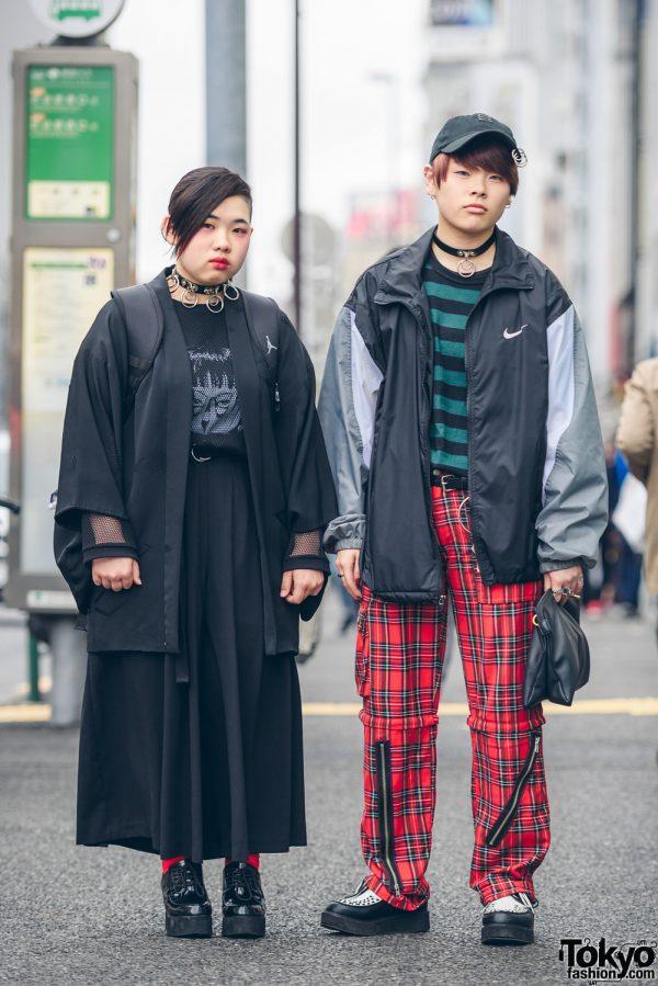 All Black Resale & Mixed Prints Street Styles w/ Monomania, (ME), ACDC, WEGO, Nike & Yosuke USA