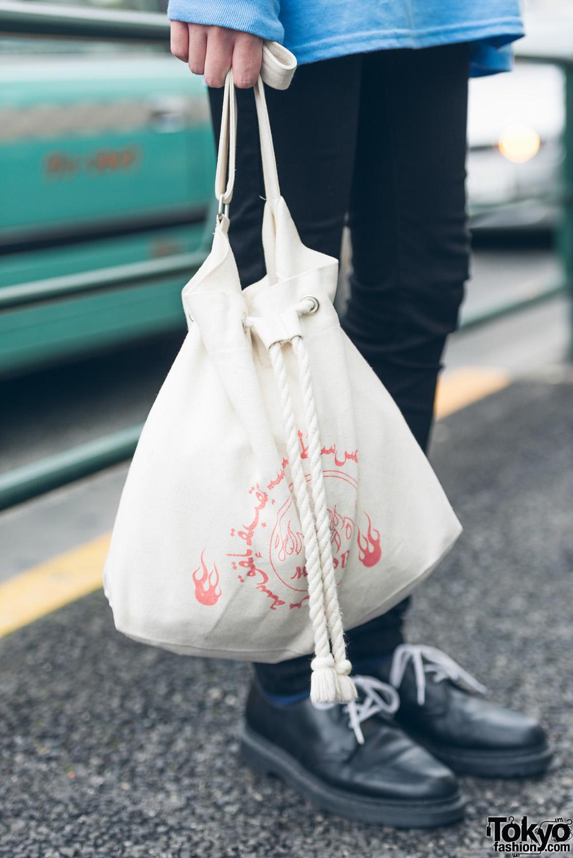 Streetwear Style In Harajuku W M Y O B Nyc Dr Martens