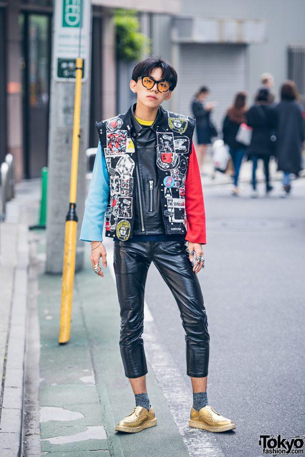 Punk Inspired Harajuku Street Style w/ Ambush, 99%IS-, Sunnei, Saint Laurent, Tokyo Human Experiments, Percy Lau, Loewe & Givenchy