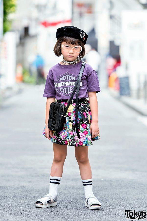 Coco Princess In Harajuku W Gosha Rubchinskiy Funktique Tokyo Louis Vuitton X Supreme