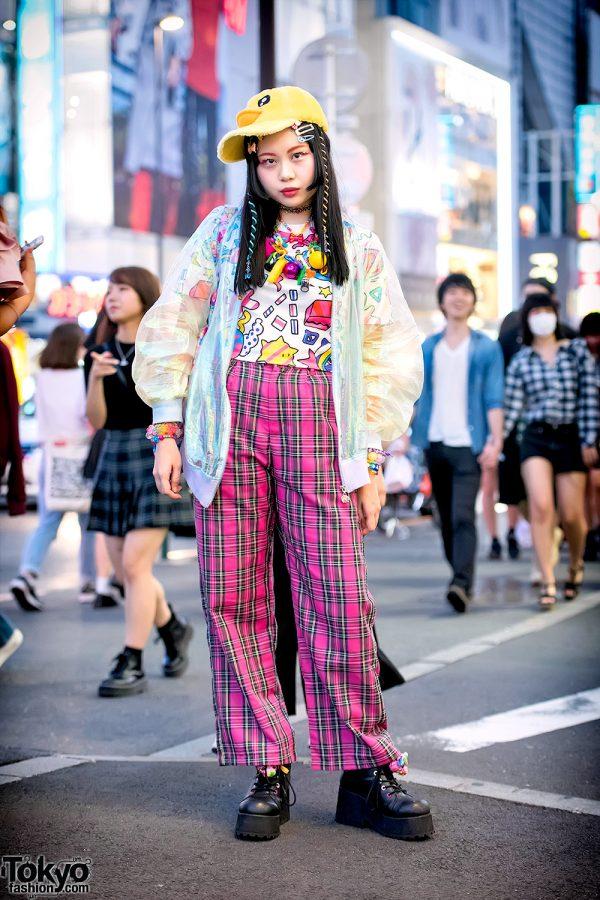 Kawaii Harajuku Street Fashion w/ Galaxxxy, 6%DOKIDOKI, ACDC Rag & Swimmer Japan