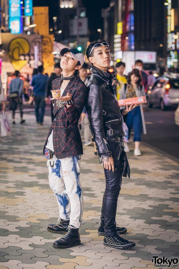 Edgy Streetwear Fashion in Harajuku w/ Fetis, Zara, Cyber Dyne, 99%IS-, T by Alexander Wang, Converse & Dr. Martens