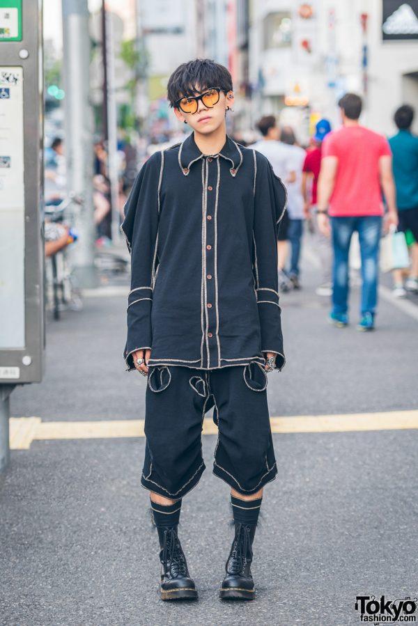 Harajuku Streetwear Style w/ Christopher Nemeth, Percy Lau, Tokyo Human Experiments, Reebok & Dr. Martens