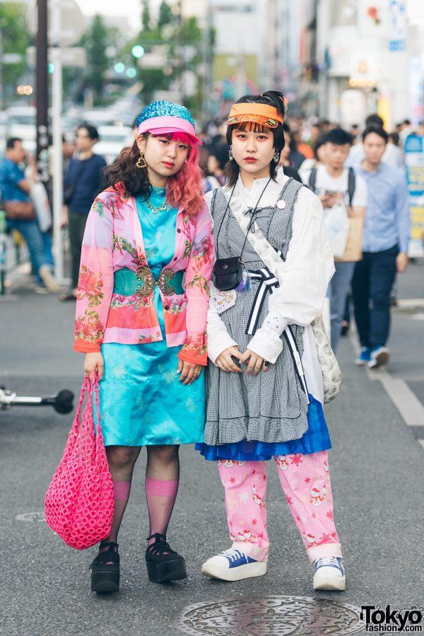 Colorful Harajuku Styles w/ Haruno Shibuya, Little Trip to Heaven, Tokyo Bopper, Kinji, Pink House, Jenny Fax, Miyao & San To Nibun No Ichi