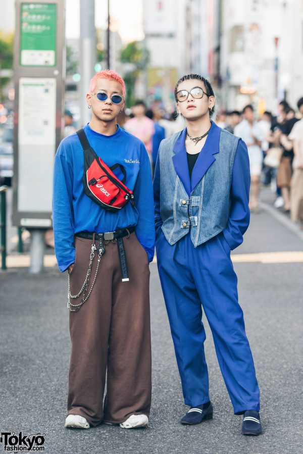 Harajuku Streetwear Styles w/ More Than Dope, Faith Tokyo, Nike, Asics & Marc Jacobs