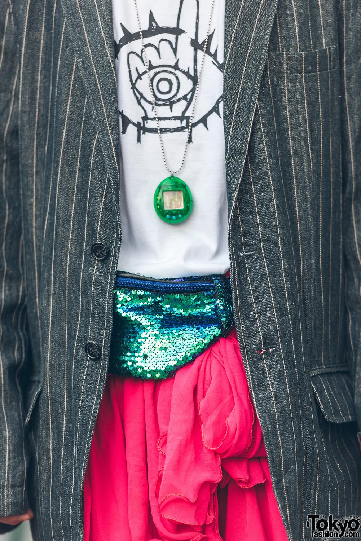 Nosuke S Harajuku Street Style W Kinji Resale Fashion