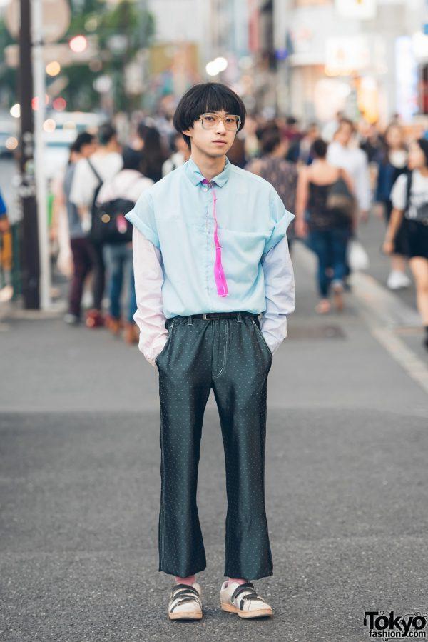 Vintage Japanese Streetwear in Harajuku w/ Comme des Garcons & Raf Simons
