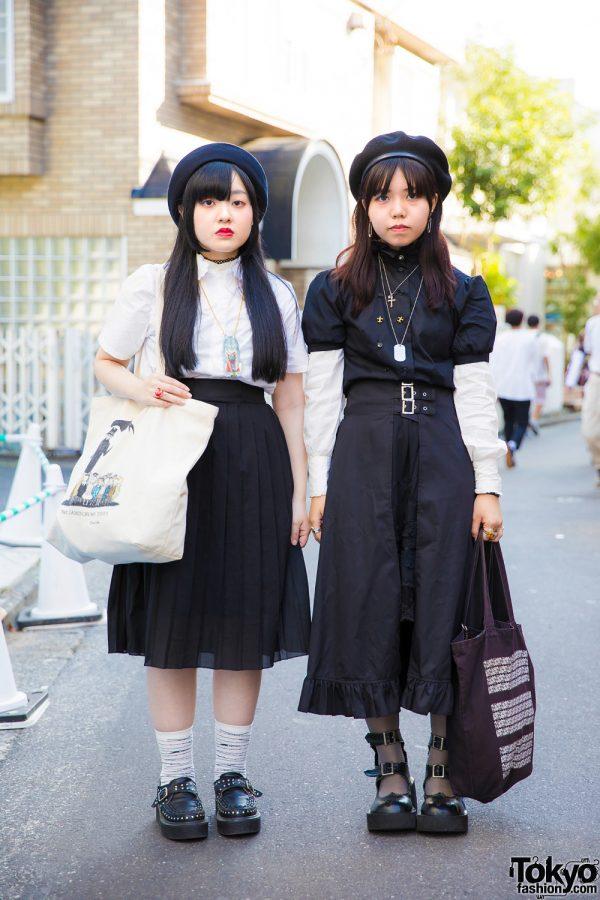 Sug Fans Gothic Harajuku Styles W Miho Matsuda Kerashop