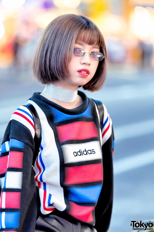 1c9b7ef4cef9 Harajuku Girls in Rothco Pink Camo Pants, Faith Tokyo, Ambush, Gucci ...
