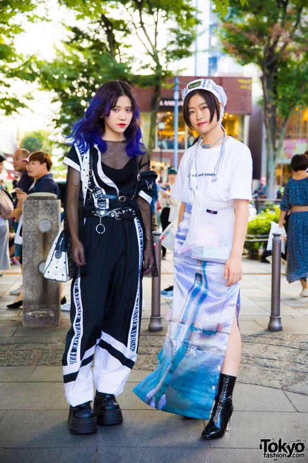 Harajuku Girls Street Fashion w/ M.Y.O.B., Fresh Anti Youth, Dolls Kill, Faith & B.D.K.M.V. Tokyo