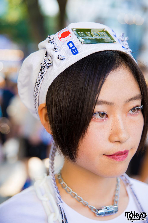 Harajuku Girls Street Fashion W M Y O B Fresh Anti