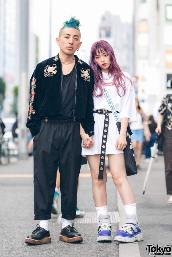 Fresh Anti Youth Streetwear Producers in Harajuku w/ George Cox, X-Girl, Supreme, Fray I.D., New Rock & Vintage Fashion