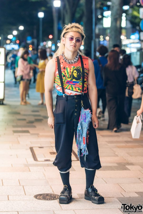 Harajuku Streetwear Look w/ Dior by John Galliano & Kids Love Gaite x The Old Curiosity Shop