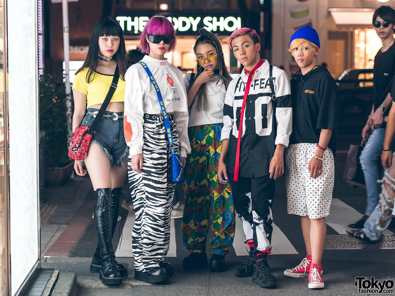 Harajuku Streetwear Styles W/ Faith Tokyo, M.Y.O.B., IKEA
