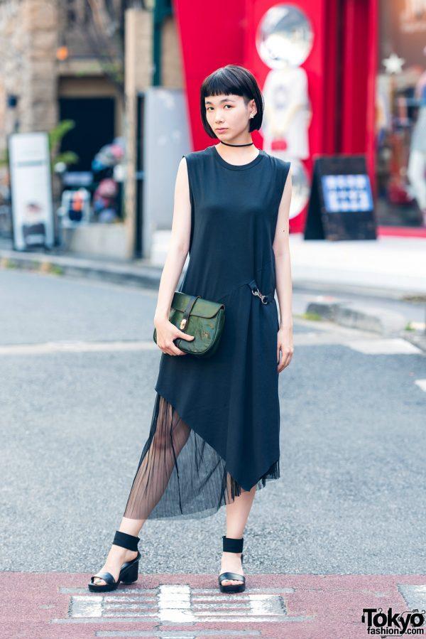 Minimalist Harajuku Street Style W Zara H M Marni Christian Dior