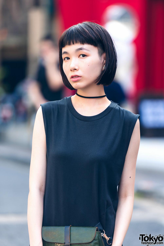 Minimalist Harajuku Street Style W Zara H Amp M Marni