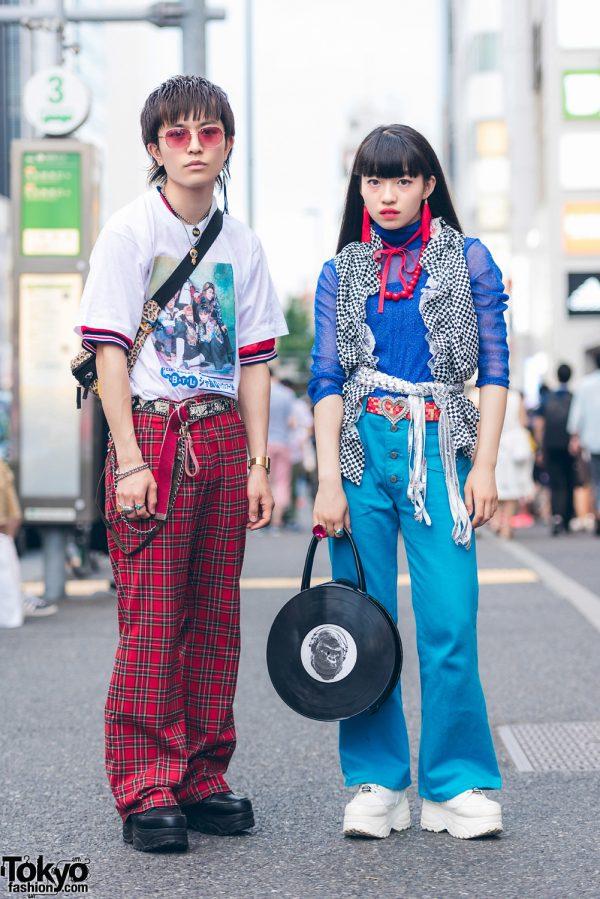 Vintage-inspired Harajuku Street Styles w/ Petit Cochon, Hysteric Glamour, Ozone, 6%DOKIDOKI, Bunkaya Zakkaten, Kinji & Yosuke