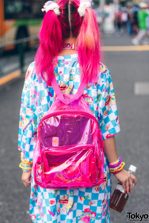 137f2c75dae37 Colorful Hair   Fashion in Harajuku w  Sagi Dolls