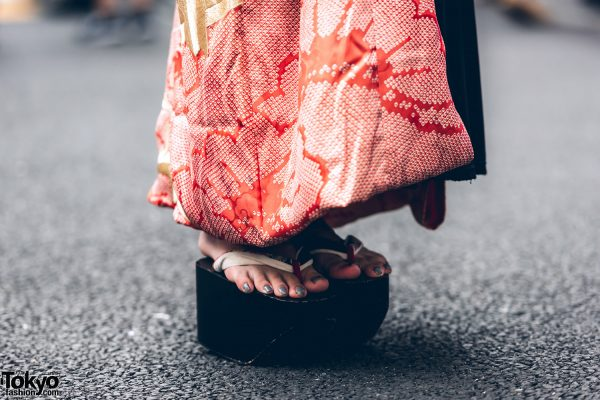 Okobo Geta Sandals – Tokyo Fashion