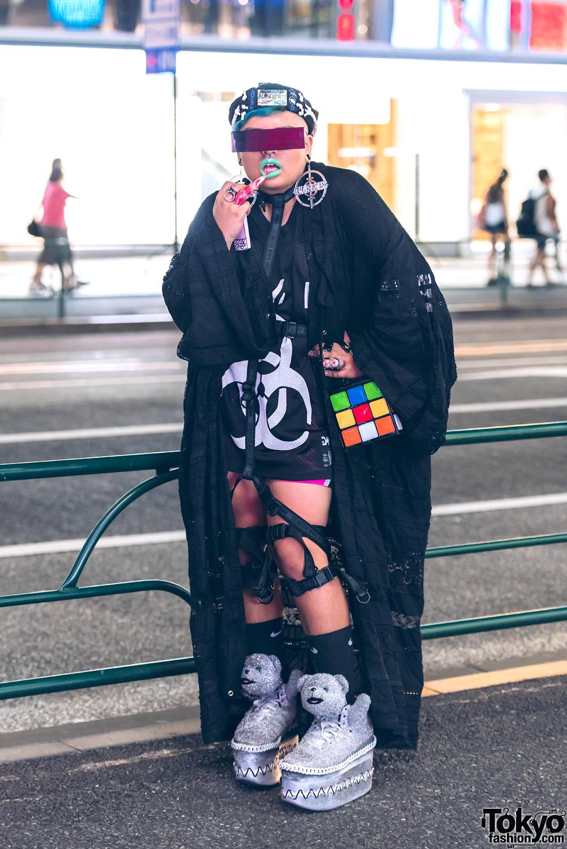 Avant-Garde Street Fashion w/ Kotomi Yoshida Collab, DIY Jeremy Scott & M.Y.O.B.