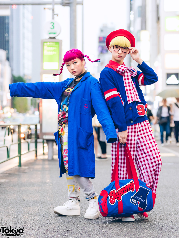 P Chan Amp Karin Tempura Kidz In Harajuku W Colorful Kawaii