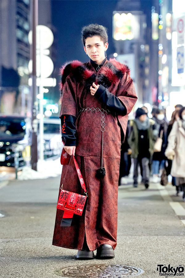 Japanese Street Style Mixing Traditional Fashion Amp Modern