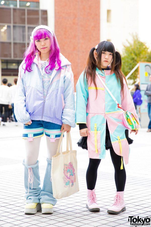Pastel Japanese Styles w/ Zetsumetsukigushu, Club Lovage, Takio-chan, Happy Birthday To You, Monomania, Compeitou & 90884