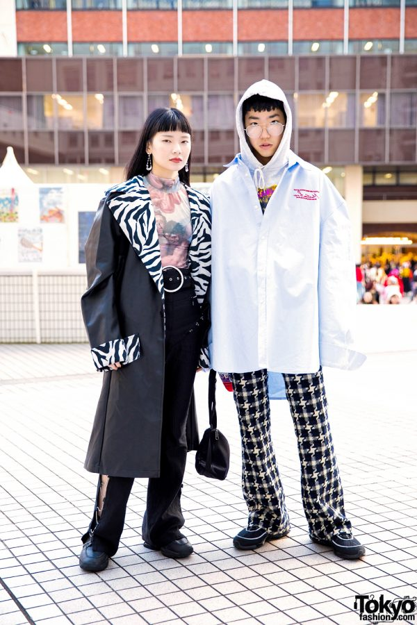 Japanese Streetwear Styles w/ Neith Nyer, Z-Coil, Nodress, Martin Rose, Eastpak & Nike