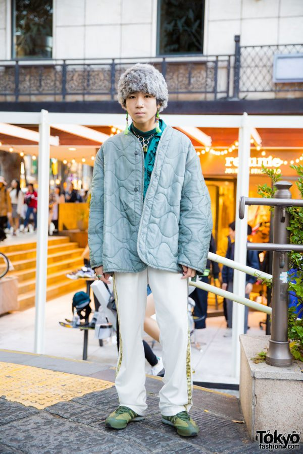 Winter Street Fashion in Harajuku w/ Thrift Tokyo, Apollo, Kinji, Faith Tokyo & Yohji Yamamoto