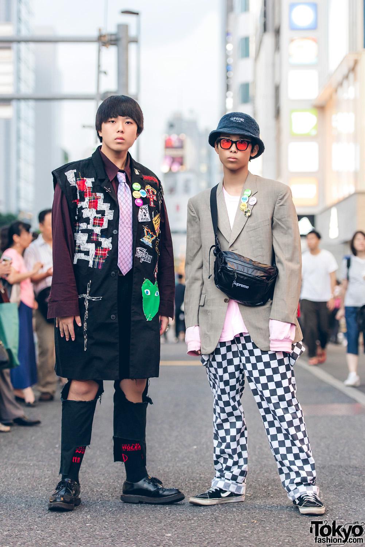 button down shirt | Tokyo Fashion News Part 27