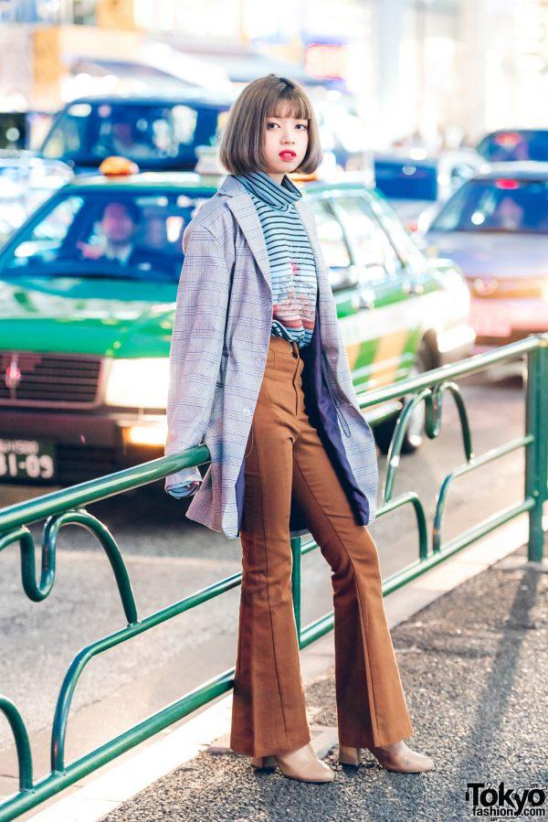 Chic Vintage Style in Harajuku w/ Faith Tokyo, M.Y.O.B & Raf Simons